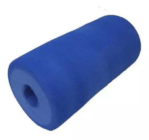 Rolete protetor eva 20x10x2,5cm aparelho acad