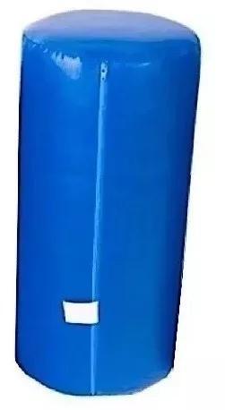 Rolo de posicionamento 40x15 cm espuma e capa com ziper nhc