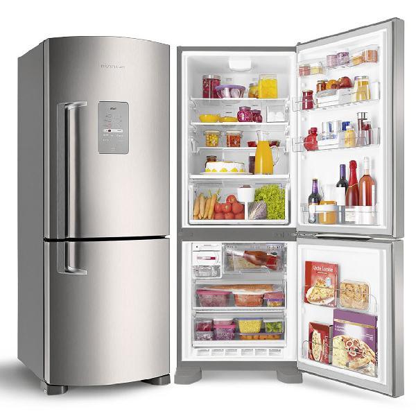 Técnico geladeiras atendimento emergências hoje