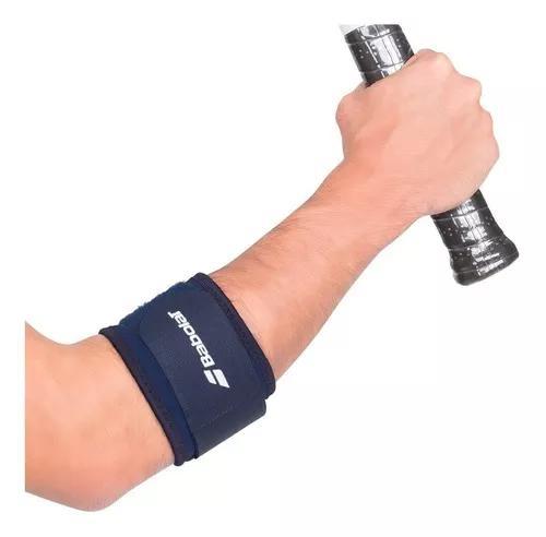 Tennis elbow babolat support azul