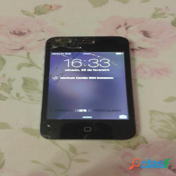 Iphone 4s com defeito.