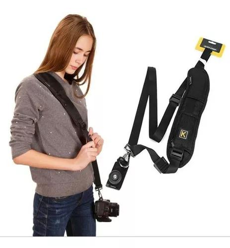 Alça de ombro camera maquina fotografica strap profissional