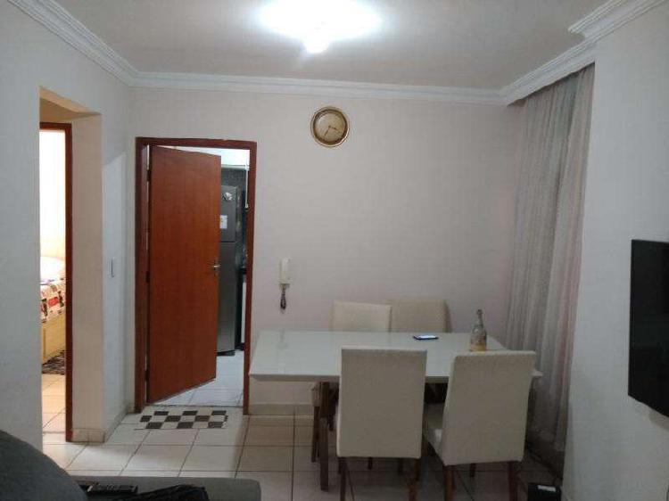 Apartamento, serrano, 2 quartos, 1 vaga