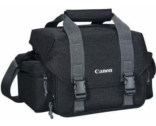 Bolsa canon para acessórios eos shoulder bag 300dg