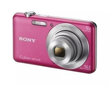 Camera digital sony dsc w710 rosa