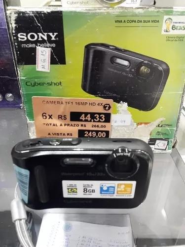 Camera digital sony tf1b prto na + nf (original)