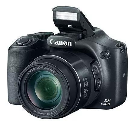 Canon powershot sx530 hs + 8gb