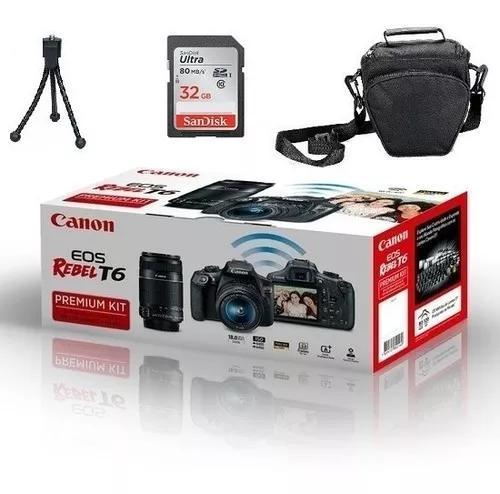 Canon t6 pr