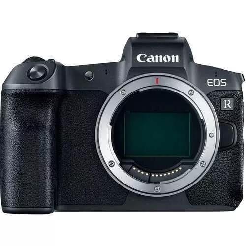 Câmera canon eos r mirrorless (corpo) canon - garantia + nf
