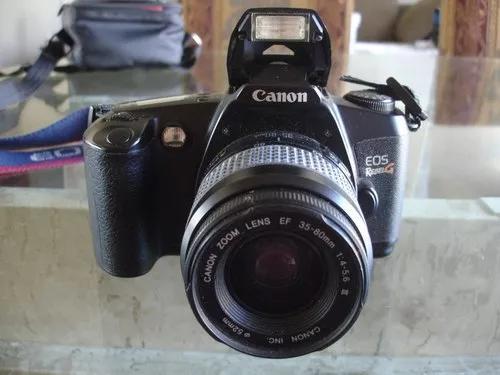 Câmera canon eos rebel g - analógica