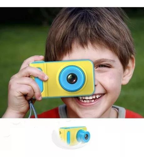 Câmera digital fotografica hd kids criança selfie