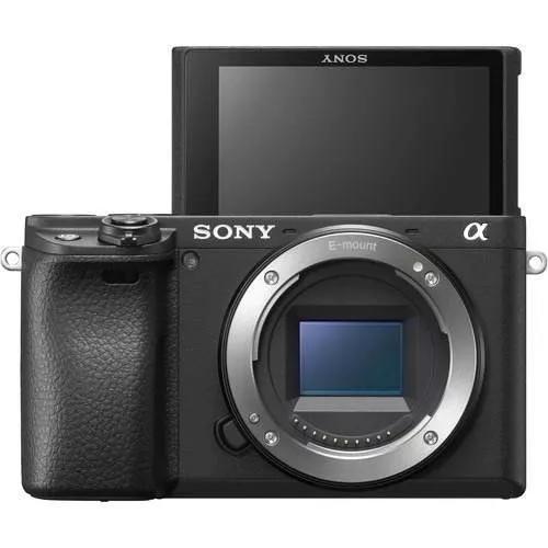 Câmera sony alpha a6400 corpo 32gb garantia sony nota