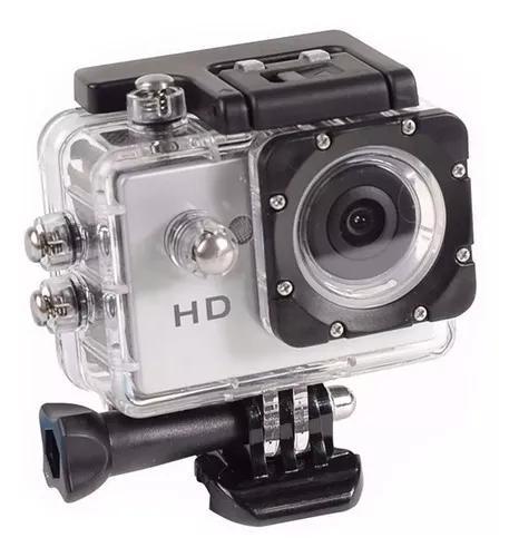 Câmera sport portátil 1080p action full hd envio