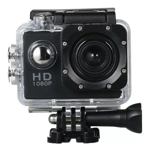 Câmeras subaquáticas à prova d'água esporte câmera