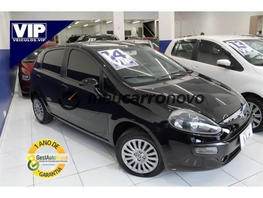 Fiat punto attractive 1.4 fire flex 8v 5p 2013/2014