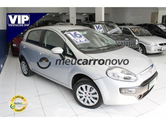 Fiat punto attractive 1.4 fire flex 8v 5p 2015/2016