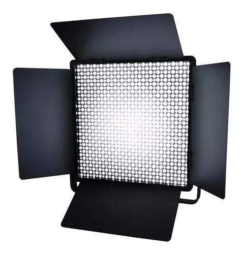 Iluminador de led p/ estúdio 1000 leds digital greika godox