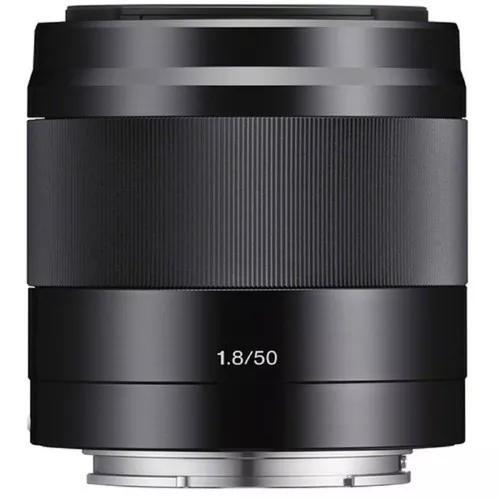 Lente sony e 50mm f/1.8 oss (sel50f18) garantia s