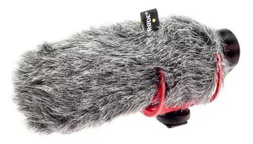 Microfone Direcional Rode Videomic Go +deadcat
