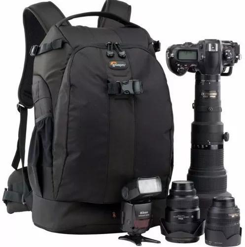 Mochila p/ câmera fotográfica dslr flipside 500 aw lowepro