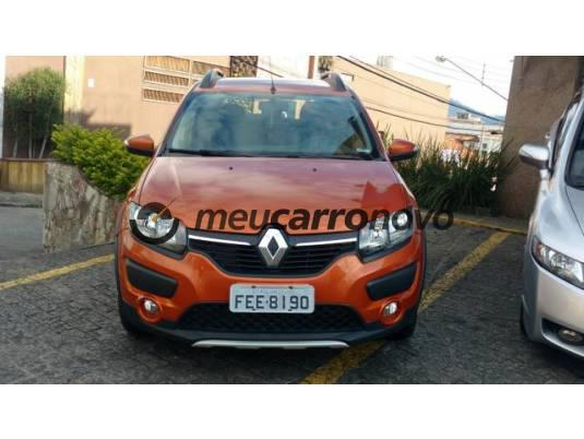 Renault sandero stepway flex 1.6 16v 5p 2015/2015