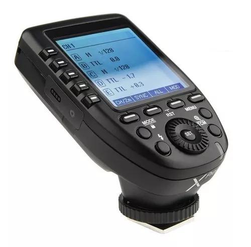 Radio flash godox sony x pro s (ttl/multi)