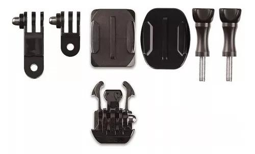 Side Mount Suporte Lateral Capacete Moto Gopro Go Pro Sjcam