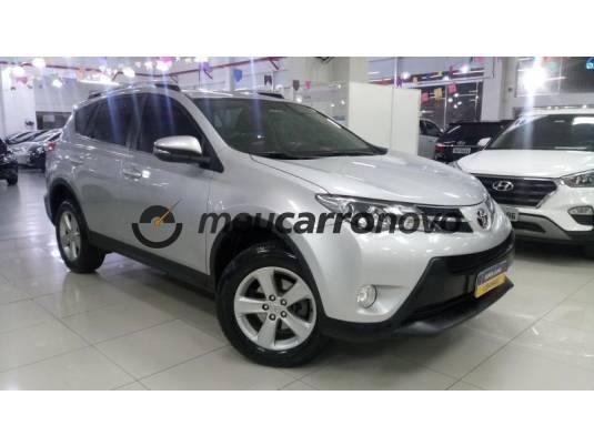 Toyota rav4 2.0 4x2 16v aut. 2014/2014