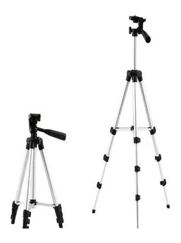 Tripé fotográfico profissional camera 1,2 canon, nikon,