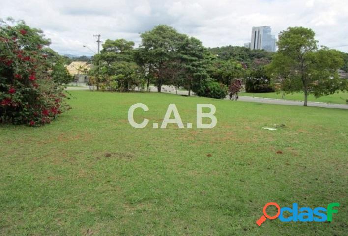 Terreno no residencial 2 em alphaville com 560m²