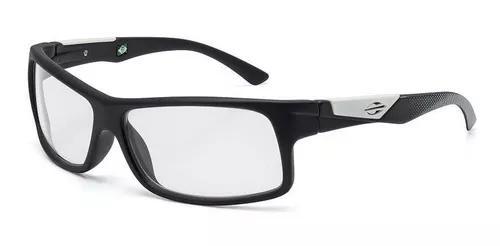 Armação oculos grau mormaii vibe 1127acj54 preto fosco