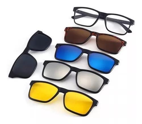 Armação óculos grau 6