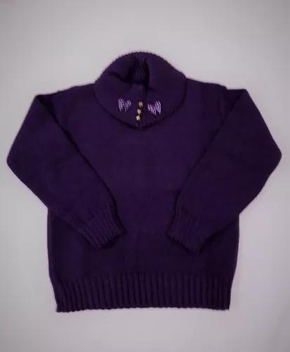 Blusa infantil trico lã crianças menina inverno spik
