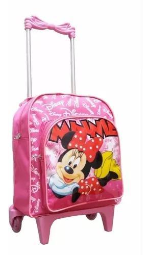 Bolsa mochila para creche escola criança infantil menina p