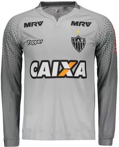 Camisa de criança atlético mineiro mg - goleiro victor