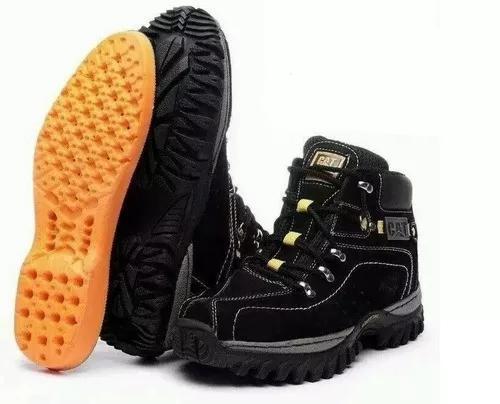 Coturno bota tênis caterpillar masculino promoção
