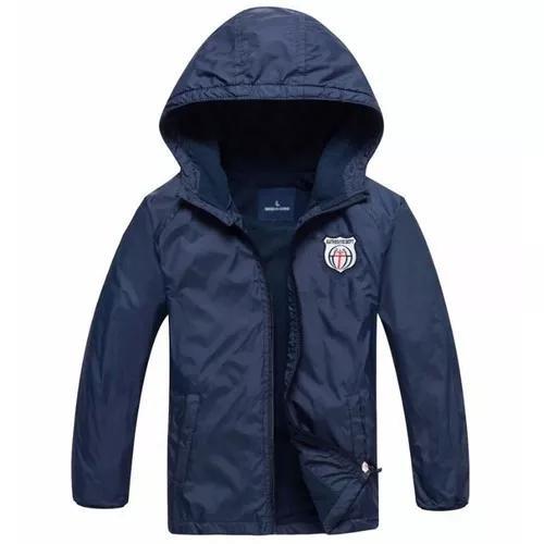 Jaqueta casaco criança frio infantil menino tam 6 ao 12