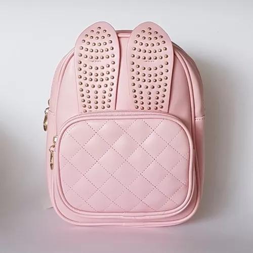 Mochila bolsa bolsinha infantil com alças para meninas
