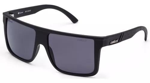 Oculos solar colcci garnet 5012a5401 preto couro