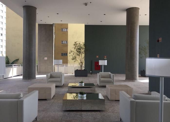 Salas comerciais de 32 a 167 m² na rua pamplona - são