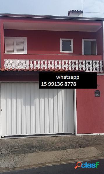 Casa com 3 dorms em sorocaba - jardim residencial villa amato por 1.35 mil para alugar