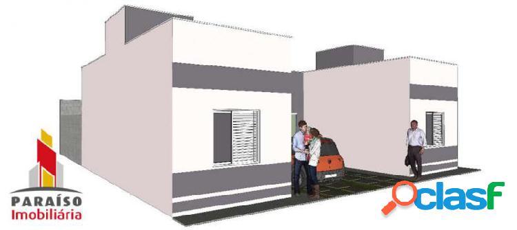 Casa em condomínio em uberlândia - parque maanaim por 128 mil à venda