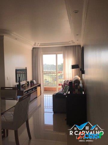 Excelente apartamento reformado 3 quartos - jd. marajoara