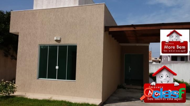 Casa dentro de condomínio com 2 quartos em são pedro da alde