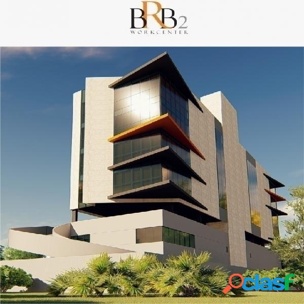 Lançamento de salas comerciais !!!! brb2 workcenter !!!
