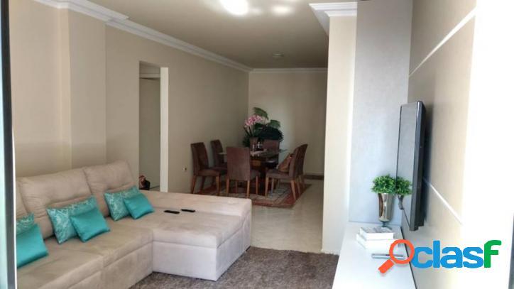 Apto. 03 dormitórios – 01 vaga de garagem – mobiliado