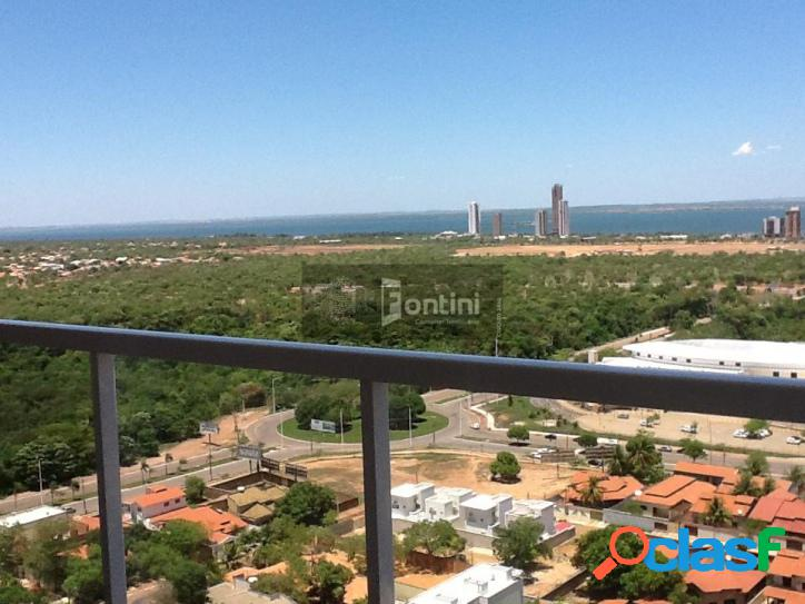 Apartamento a venda em palmas, 2/4, 58m², r$ 320 mil.