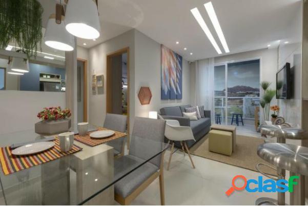 Apartamento com 1 dorms em vitória - praia do sua por 253 à venda