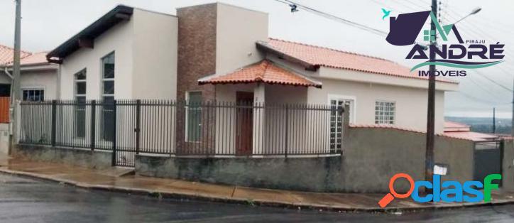 Casa, 3 dormitórios, 130 m², jardim jurumirim, piraju, sp