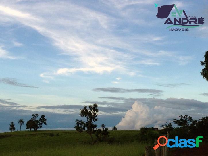Sitio, 5,5 alqueires, na região de Itaí/SP